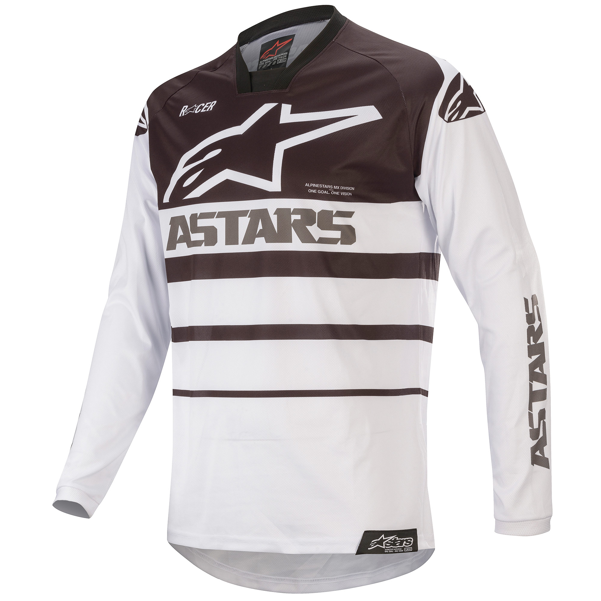 Alpinestars Racer Supermatic MX Jersey