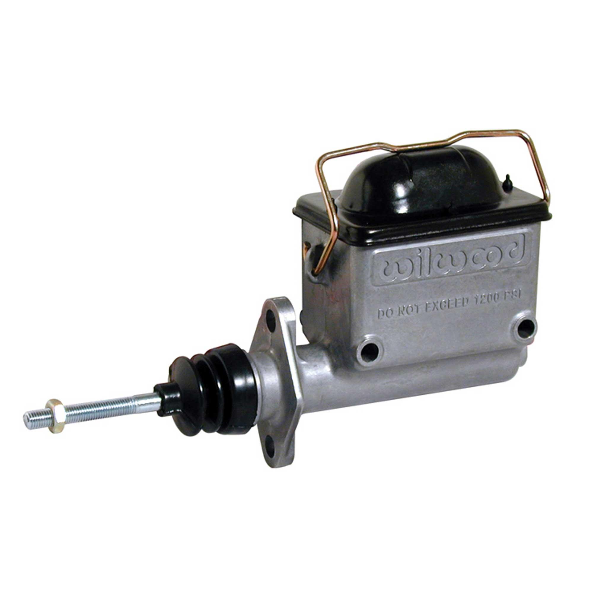 Details about Wilwood High Volume Integral Reservoir Brake / Clutch Fluid  Master Cylinder