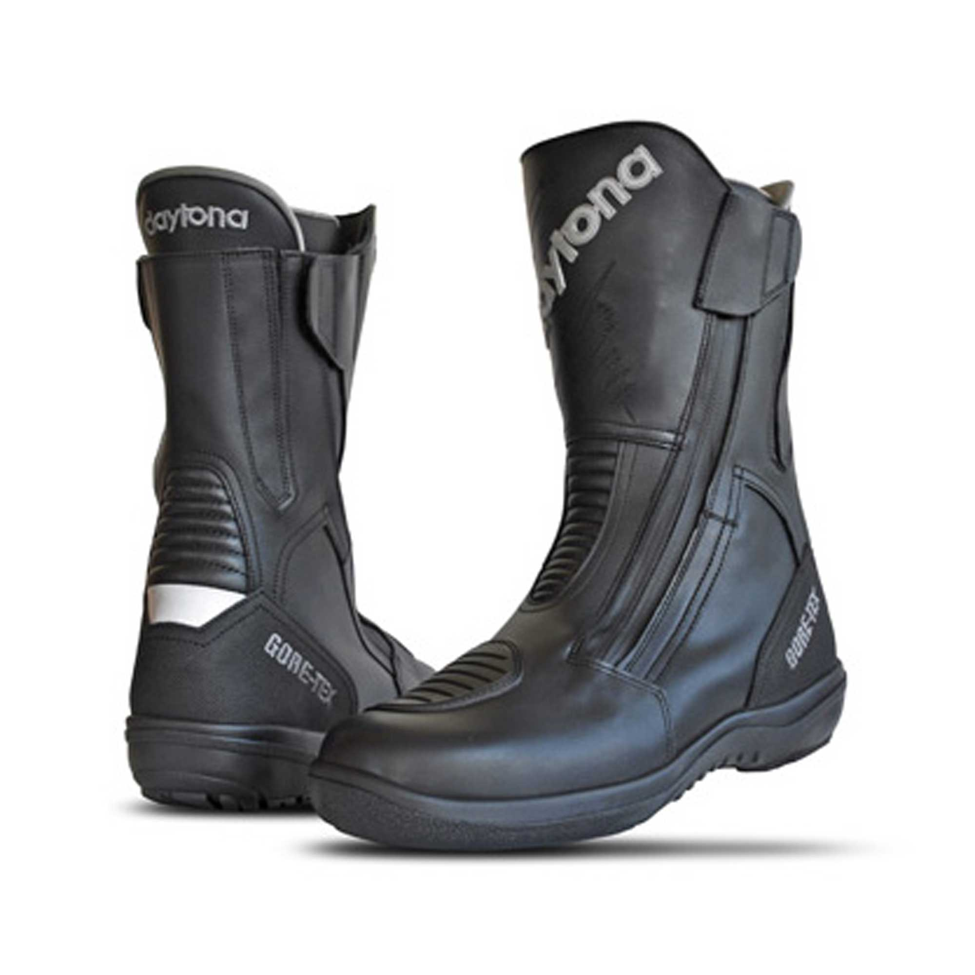 DAYTONA ROAD STAR GTX Black Leather GORE TEX Motorcycle