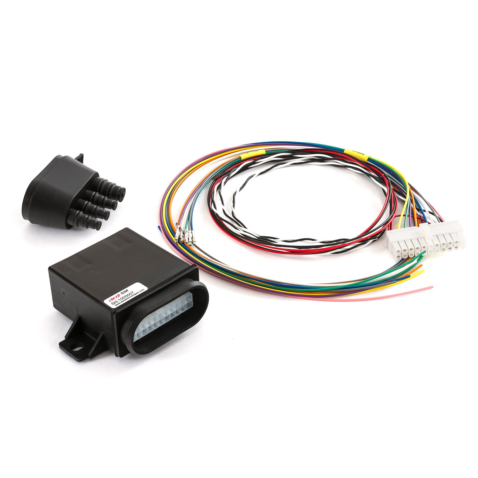 Details about AIM Motorsport Race / Rally Voltage Switch Input Module For  Dash Logger Display