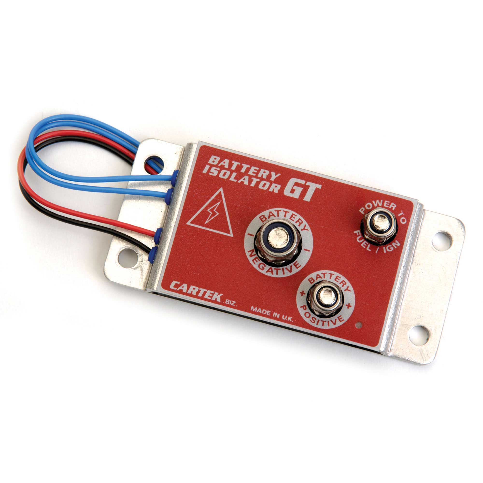 Details about Cartek GT Solid State Electronic Battery Isolator -  Race/Rally/Motorsport