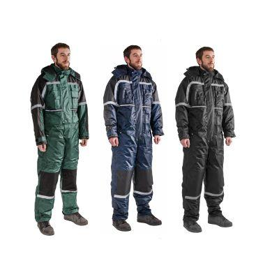 Snow Fishing Walking Heavy Duty One Piece Outdoors Farmers Suit Ski
