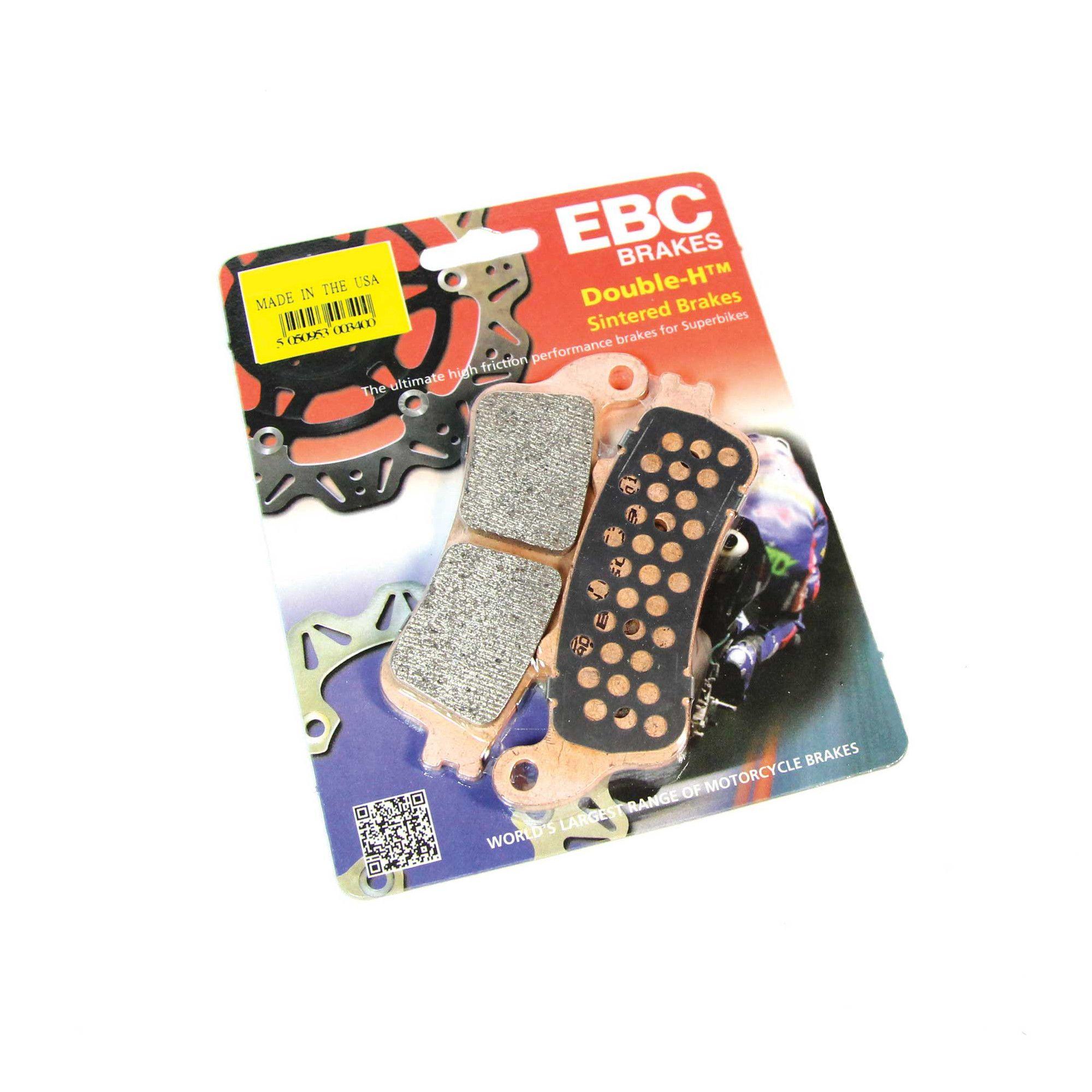 EBC HH Rear Brake Pads For Aprilia 2004 RSV 1000 Mille R