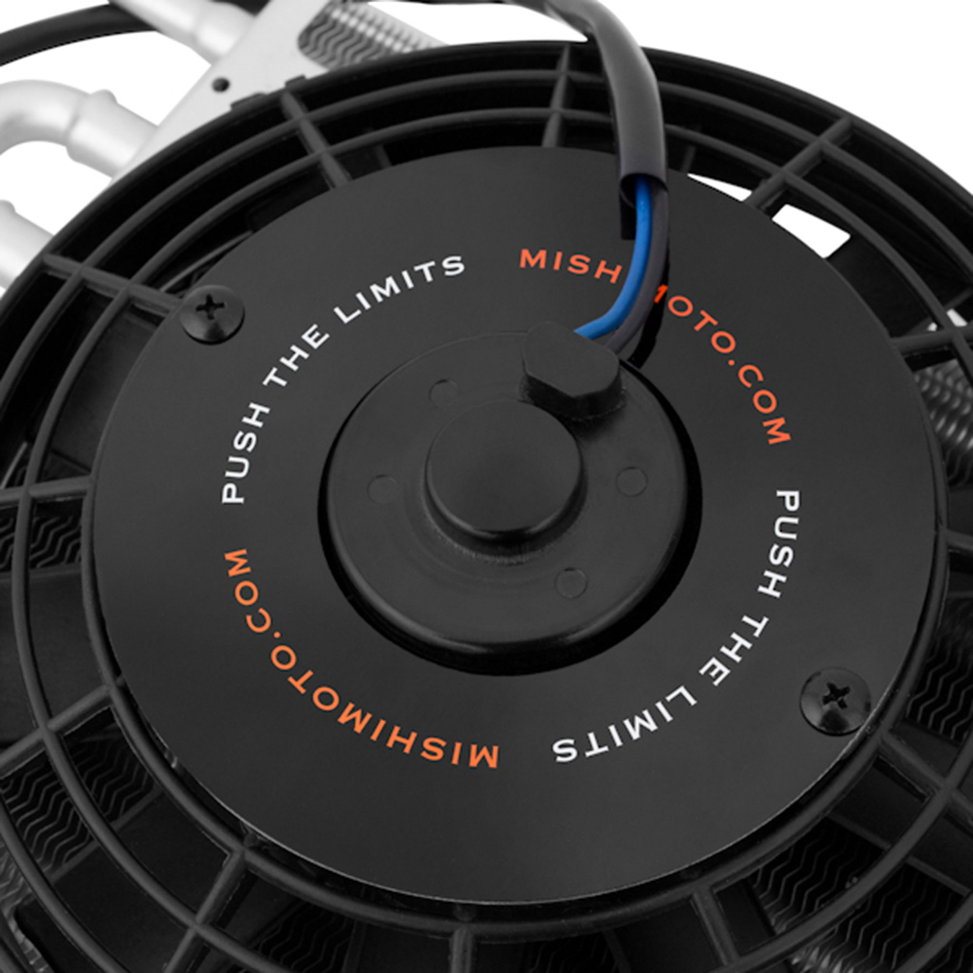 Mishimoto Heavy Duty Car Transmission Cooler Cooling With
