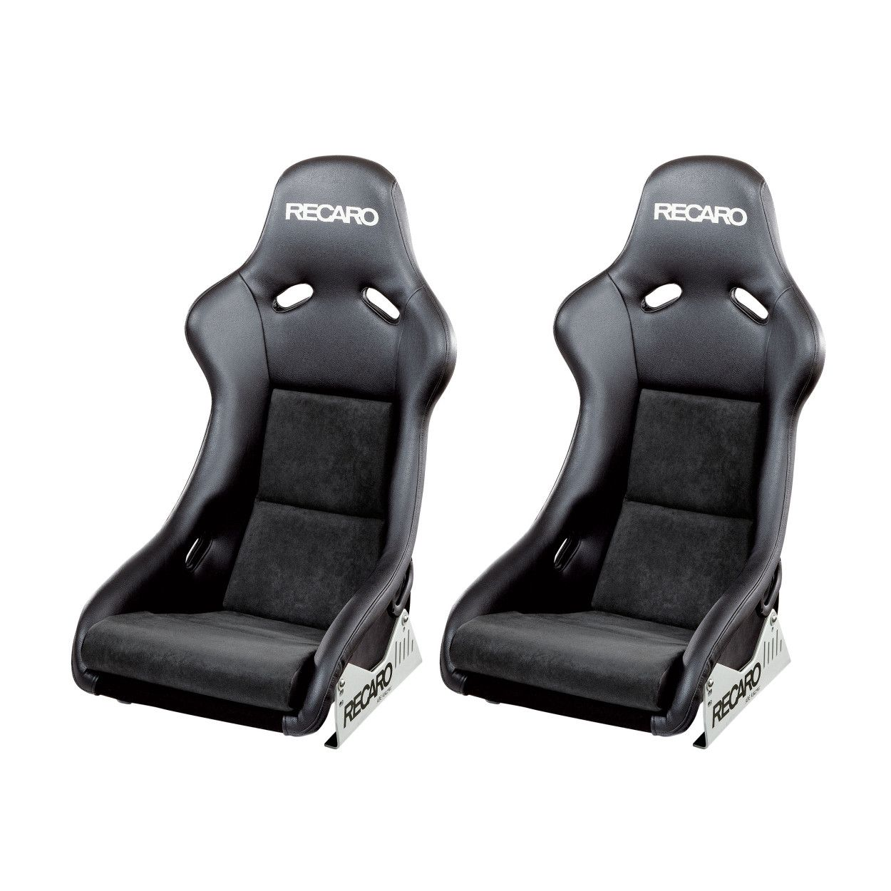 2 x Recaro Pole Position ABE Bucket Seats