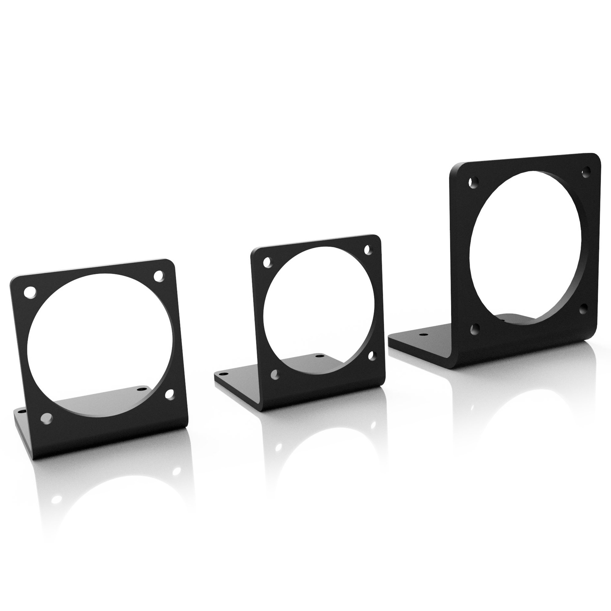 Details about Sim Lab OSW Racing Steering System Mounting Bracket For MiGe  130ST Motor